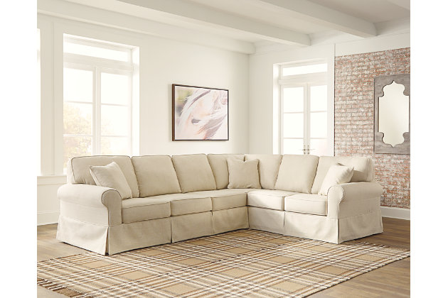 Shermyla 3-Piece Sectional, , large