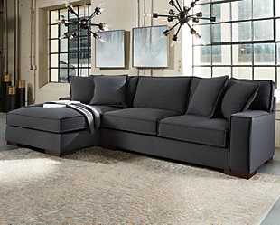 Gamaliel 2-Piece Sectional with Chaise | Ashley Furniture ...