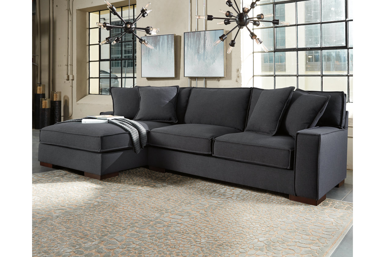 Gamaliel 2 Piece Sectional With Chaise