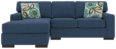 Peice Sectional Pillows Indigo Nuvella Product Photo 840