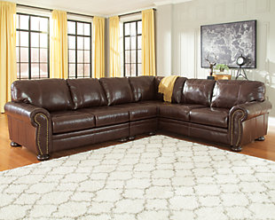 Banner 3-Piece Sectional, , rollover