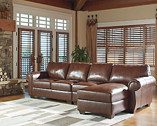 Lugoro 3-Piece Sectional with Chaise, , large