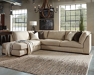 Malakoff 2-Piece Sectional with Chaise, , rollover