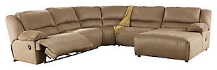 Hogan 5-Piece Sectional, , large