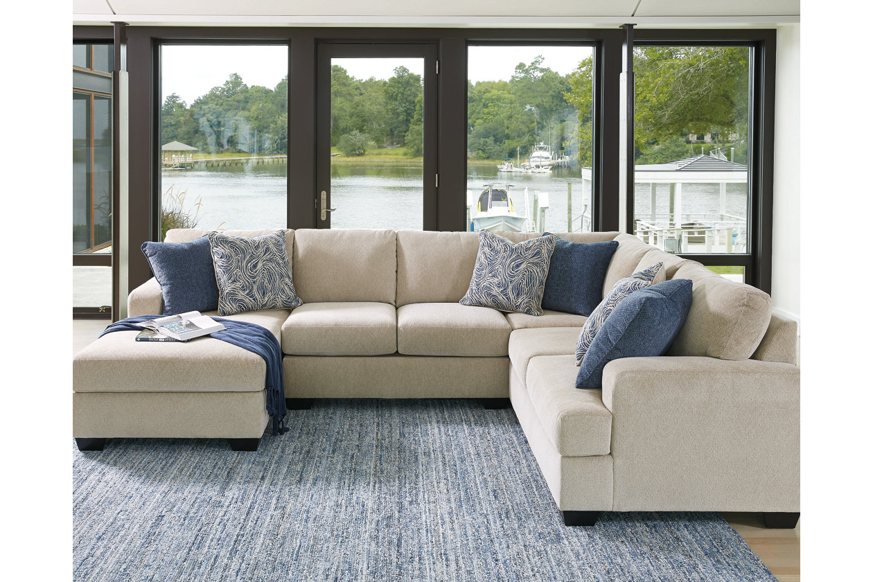 huge selection of 2b36f d1e40 Enola 4-Piece Sectional with Chaise | Ashley Furniture HomeStore
