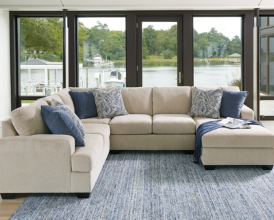 Loveseat Sectional Sepia Piece Product Photo 173