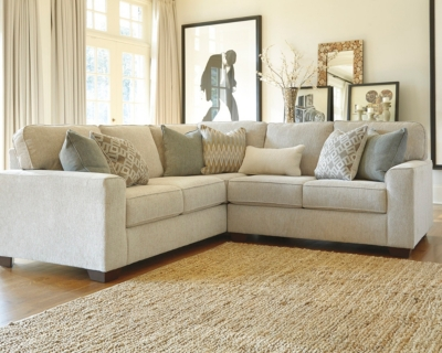 Salonne 2Piece Sectional Ashley Furniture HomeStore
