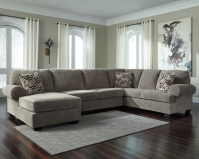 Jinllingsly 3-Piece Sectional with Chaise, , large