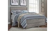 Culverbach Queen Panel Bed, Gray, rollover