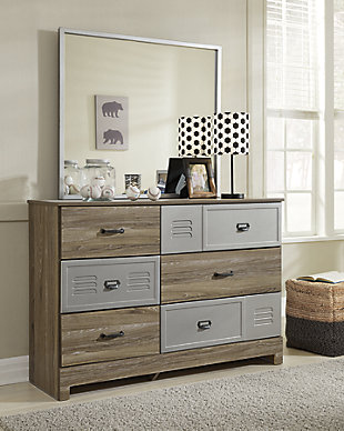 McKeeth Dresser and Mirror, , rollover