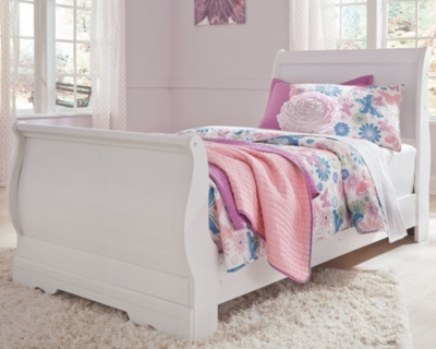 Picture of: Anarasia Twin Sleigh Bed Ashley Furniture Homestore