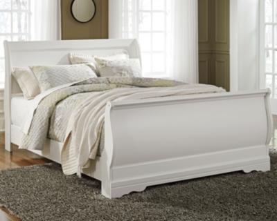- Anarasia Queen Sleigh Bed Ashley Furniture HomeStore
