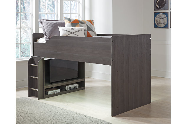 Annikus Twin Loft Bed Ashley Furniture Homestore