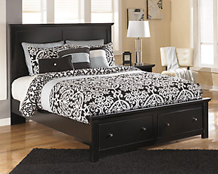 Maribel Queen Storage Bed, , rollover