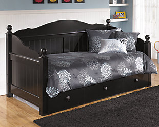 Jaidyn Twin Day Bed with Trundle, , large