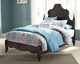 Corilyn Panel Bed, , rollover