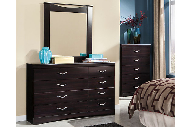 Zanbury Dresser and Mirror, , large