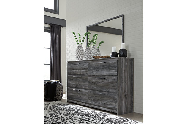 Baystorm Dresser and Mirror, , large