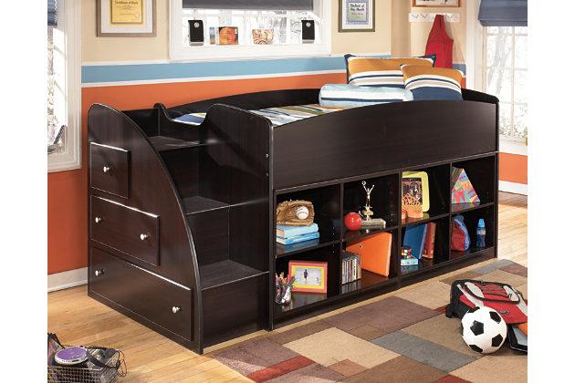 Loft Bed Caster Right Steps Embrace 12