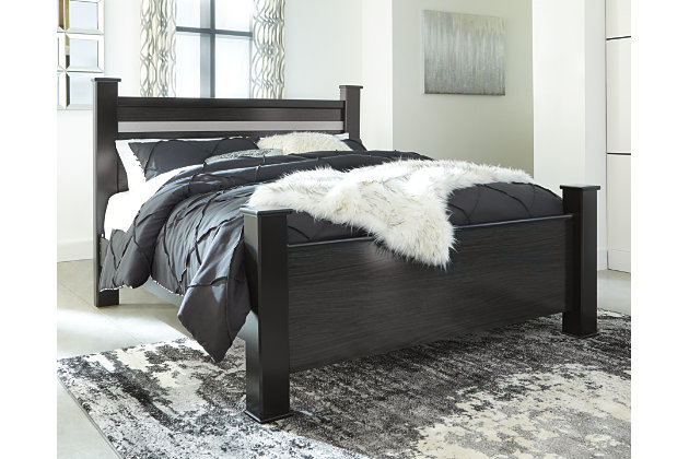 Starberry King Poster Bed Ashley Furniture Homestore