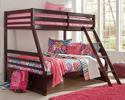 Halanton Twin Over Full Bunk Bed Ashley Furniture Homestore