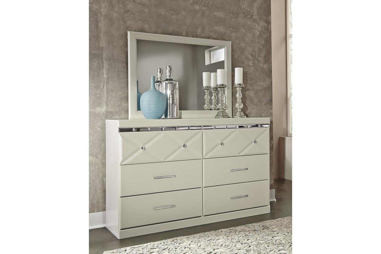 Dreamur Dresser And Mirror Ashley Furniture Homestore