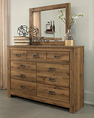 Cinrey Dresser and Mirror, , rollover