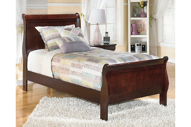 online store 7d4c9 08c28 Alisdair Twin Sleigh Bed | Ashley Furniture HomeStore