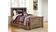 Trinell Twin Bookcase Bed with Storage, , rollover