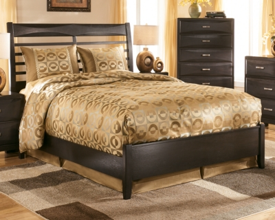 Kira Queen Panel Bed Ashley Furniture HomeStore