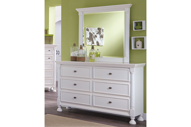 Kaslyn Dresser And Mirror, , Large ...