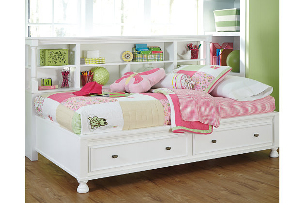 Nice Bedroom furniture on a white background