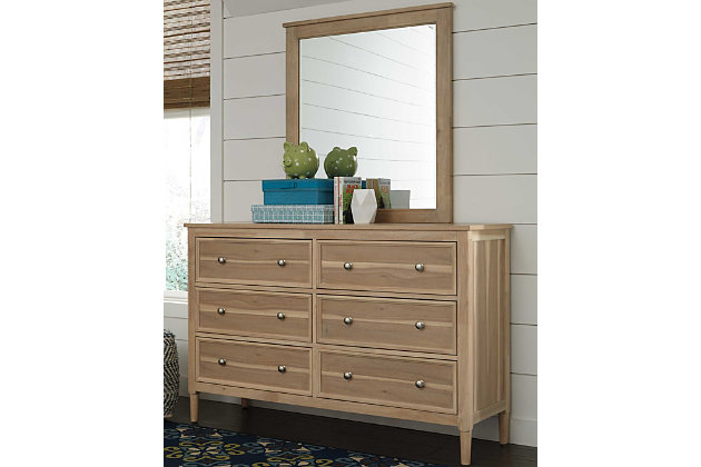 Klasholm Dresser and Mirror, , large