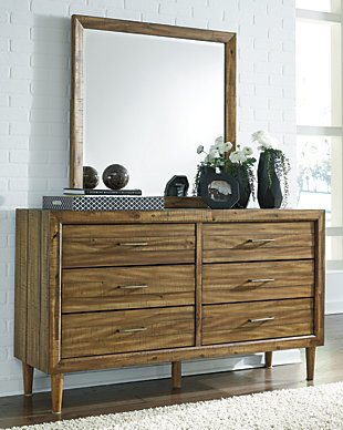 Broshtan Dresser and Mirror, , rollover