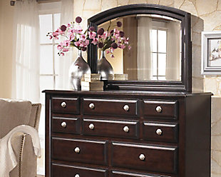Ridgley Dresser and Mirror, , rollover