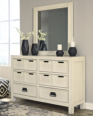 Blinton Dresser and Mirror, , rollover