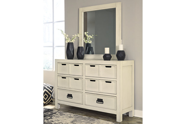 Blinton Dresser and Mirror, , large