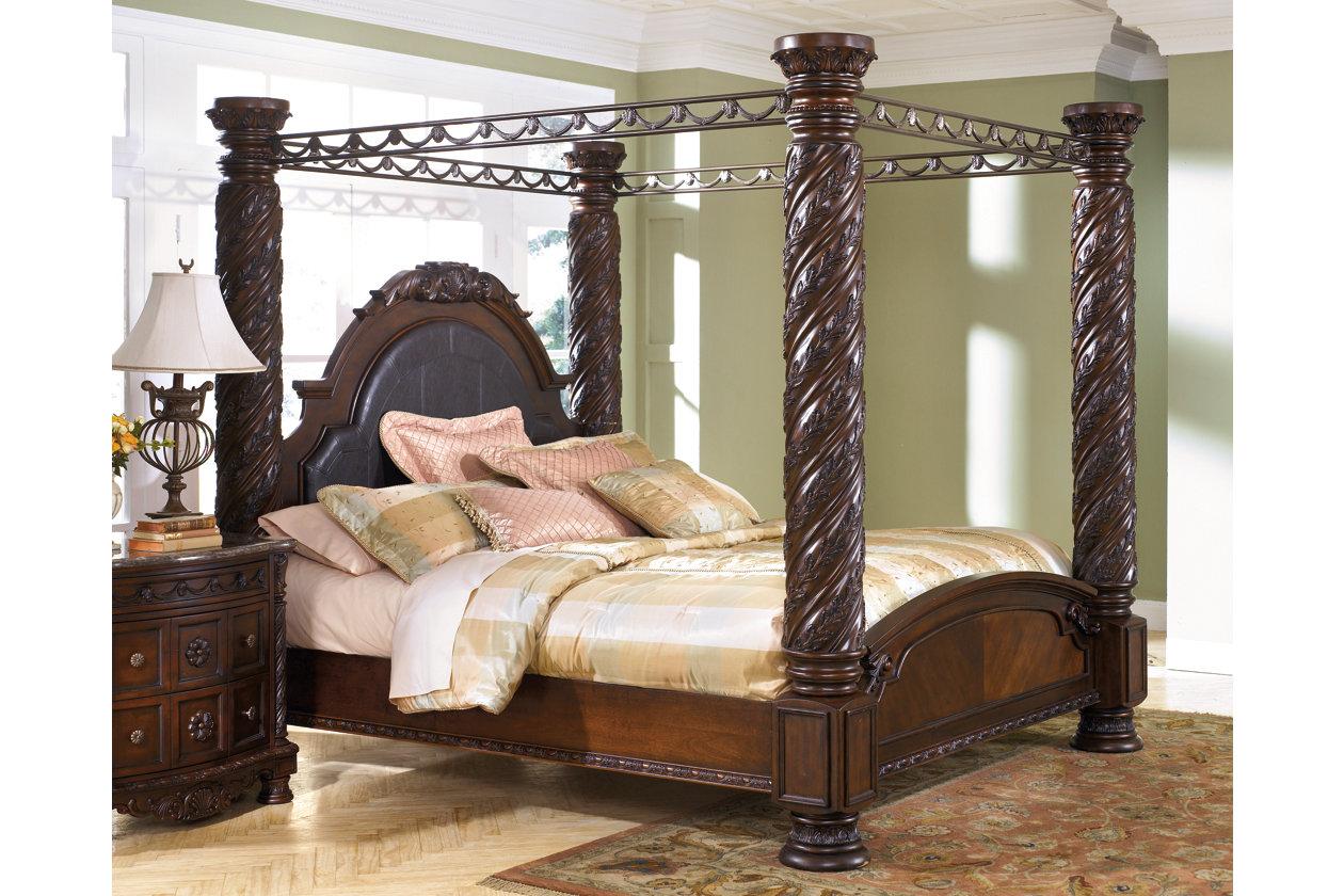 king size 4 poster bedroom set