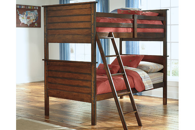 Bunk Beds  Kids Sleep is a Parents Dream  Ashley Furniture HomeStore