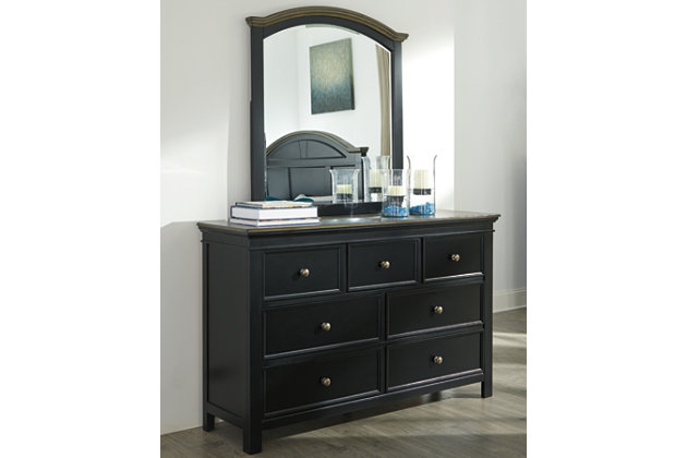 Froshburg Dresser and Mirror, , large