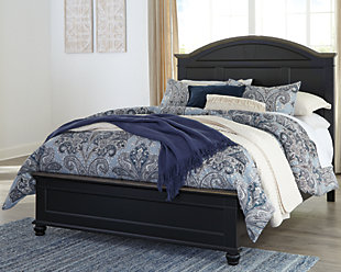 Froshburg Queen Panel Bed, , rollover