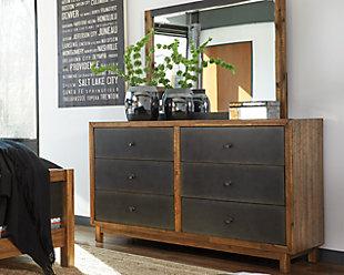 Harlynx Dresser Mirror, , rollover