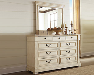 Bolanburg Dresser and Mirror, , rollover