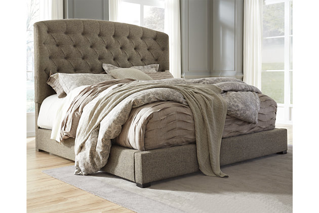 Gerlane California King Upholstered Bed, , large