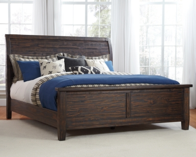 Trudell Queen Panel Bed, , large