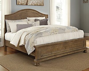Trishley Panel Bed, , rollover
