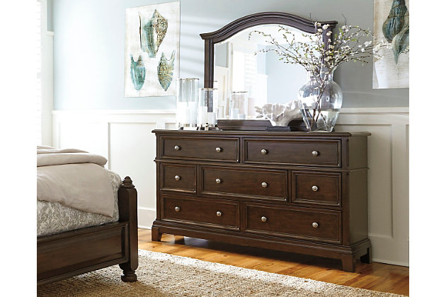 Lavidor Dresser and Mirror, , large