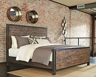 Bedroom Furniture Photo wesling dresser and mirror | ashley furniture homestore