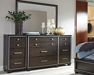 Zimbroni Dresser and Mirror, , rollover