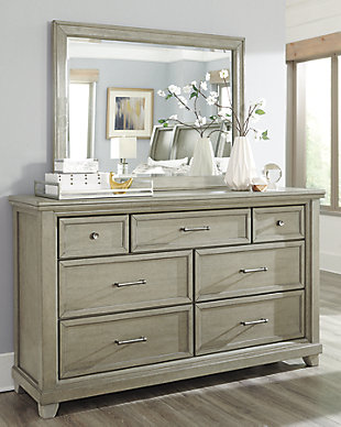 Chapstone Dresser and Mirror, , rollover